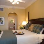 The Villa's Master Bed Room