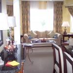 The Villa's Dinning/Living room