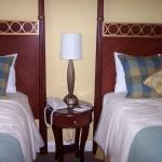 The Villa's Guest room