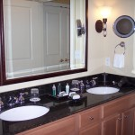 The Villa's Master Bathroom