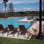 The Villa's Pool